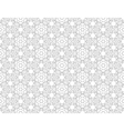 Traditional Islamic Pattern vector image vector image