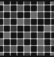 dark grey patch board repeatable pattern vector image