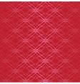 seamless vector dark red pattern vector image