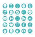 virus covid19 19 pandemic respiratory illness icon vector image vector image