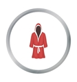 Boxing robe icon in cartoon style isolated on vector image vector image