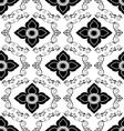 Luxury vintage seamless pattern vector image