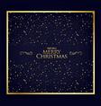 premium glitter background for christmas festival vector image vector image