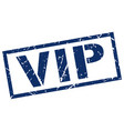 vip stamp vector image vector image