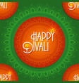 diwali celebration vector image