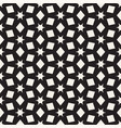 seamless geometric pattern abstract vector image vector image
