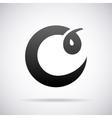 logo for letter C Design template vector image