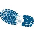 Hiking boot track
