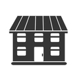 house home real estate isolated vector image