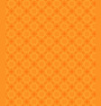 Abstract circles orange pattern background