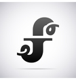 logo for letter F Design template vector image