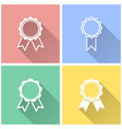 award - icon vector image vector image