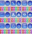 Gender symbols Receiver Countdown Baby on board vector image