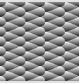 grey gradient decorative geometric texture vector image