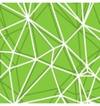 Abstract Green Background with big Lines Stripes vector image