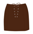 Skirt template design fashion woman - women skirt