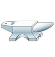 anvil tool icon vector image