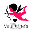 Happy valentine s day cute design template