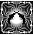 Two Nagant-1 vector image vector image