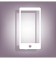 Abstract style modern gadgets vector image vector image