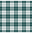 blue and white tartan plaid scottish pattern vector image vector image