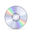 Digital optical disc vector image