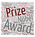 Ig Nobel Prizes Funniest Science Achievements text vector image vector image
