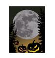 halloween 03 vector image vector image