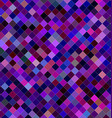 Multicolored square pattern background design vector image vector image