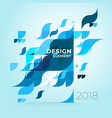 minimalistic creative concept diagonal abstract vector image