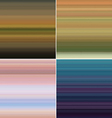 Stripe nature background vector image vector image