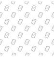 gadget broken icon outline style vector image