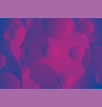blue purple abstract retro futuristic background vector image vector image