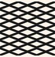 diamond seamless geometric pattern mesh texture vector image vector image