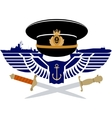 The icon of the Russian Navy vector image vector image