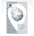 computer engineering business modern marketing vector image