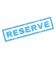 Reserve Rubber Stamp