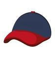 baseball hat icon vector image