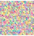Geometric Technology Background vector image