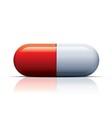 Pill vector image