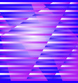 abstract geometric background with stripes and vector image