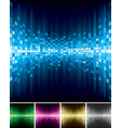 abstract digital background vector image vector image