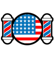 American emblem vector image vector image