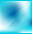bright smooth blue gradient abstract vector image