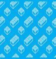 memphis design pattern vector image