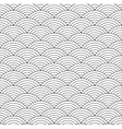 seamless fish scale vector image vector image