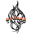 tattoo tribal designs vector image vector image