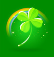 Saint patricks day green card color