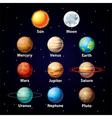 planets set