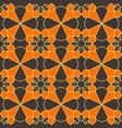 islamic geometric ornament arabic seamless vector image vector image